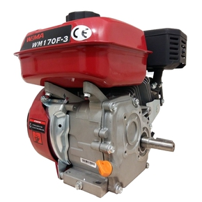 Двигатель WEIMA WM170F-3 NEW 7 л.с., бензин, шпонка