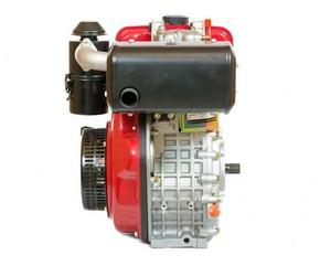 Двигатель WEIMA WM186FB-S  9,5 л.с., дизель, шпонка