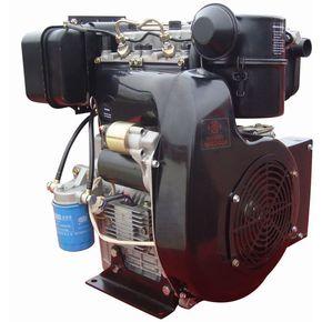 Двигатель WEIMA WM 290FE 20 л.с., дизель, шпонка