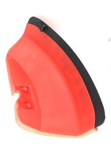 Защита ножа мотокосы красная на 2 болта